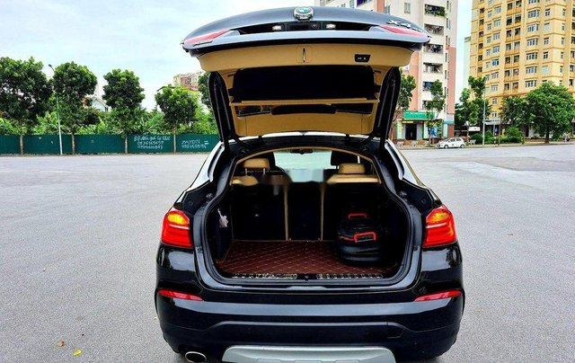 Bán BMW X4 đời 2016, màu đen, nhập khẩu, siêu lướt biển HN đẹp1