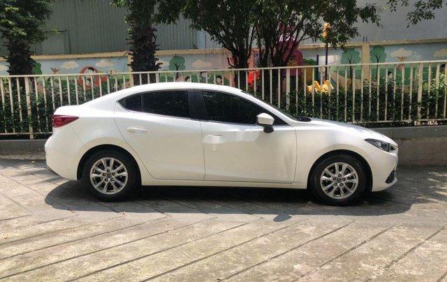 Bán Mazda 3 sản xuất 2016, màu trắng như mới, giá 515tr2