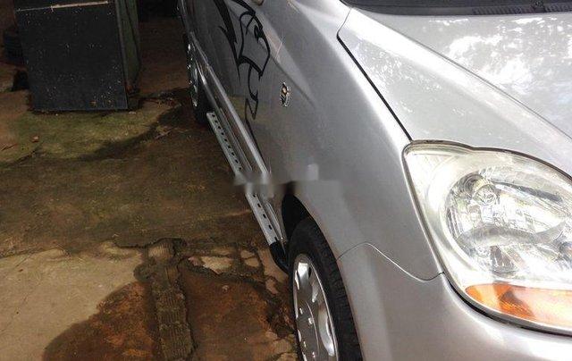 Xe Chevrolet Spark năm sản xuất 2012, màu bạc, giá 115tr4