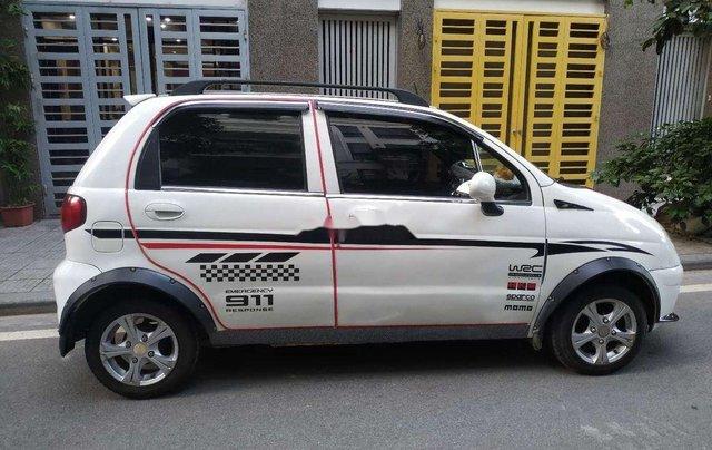 Bán ô tô Daewoo Matiz SE sản xuất 2008, màu trắng, xe nhập0