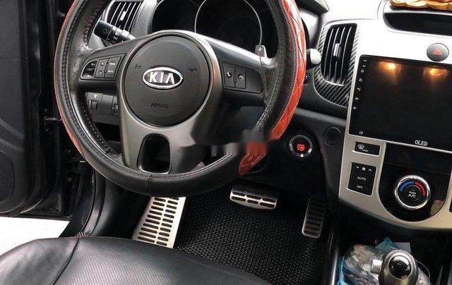 Chính chủ bán Kia Cerato đời 2011, màu đen, nhập khẩu7