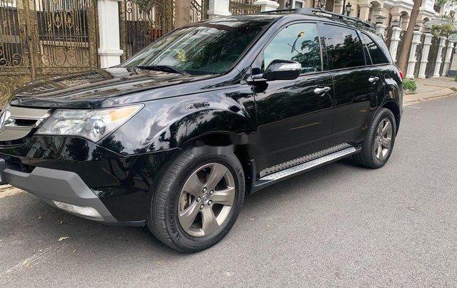 Chính chủ bán Acura MDX 2008, màu đen, nhập khẩu nguyên chiếc1