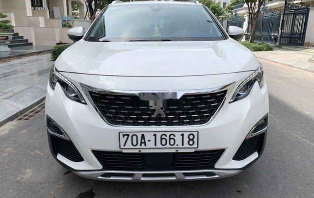 Bán Peugeot 5008 đời 2018, màu trắng1