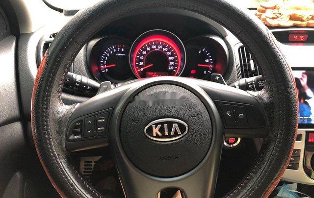 Chính chủ bán Kia Cerato đời 2011, màu đen, nhập khẩu8