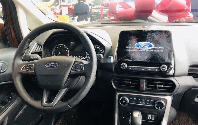 Bán ô tô Ford EcoSport đời 2021, màu cam, mới hoàn toàn4