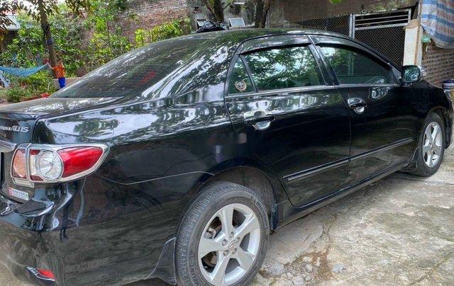 Bán Toyota Corolla Altis đời 2011, màu đen2