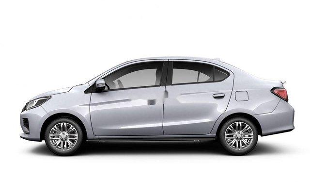 Bán Mitsubishi Attrage năm sản xuất 2020, màu bạc, nhập khẩu. Ưu đãi cuối năm2