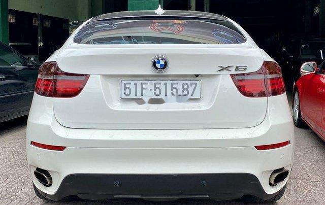 Bán xe BMW X6 sản xuất năm 2008, màu trắng, nhập khẩu, giá 660tr1