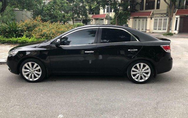 Chính chủ bán Kia Cerato đời 2011, màu đen, nhập khẩu0