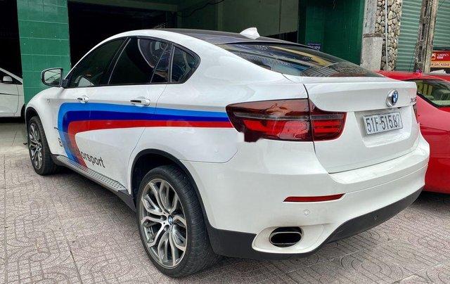 Bán xe BMW X6 sản xuất năm 2008, màu trắng, nhập khẩu, giá 660tr3