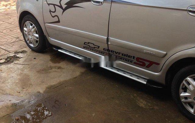 Xe Chevrolet Spark năm sản xuất 2012, màu bạc, giá 115tr2