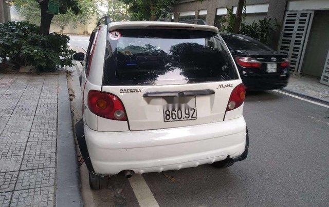 Bán ô tô Daewoo Matiz SE sản xuất 2008, màu trắng, xe nhập3