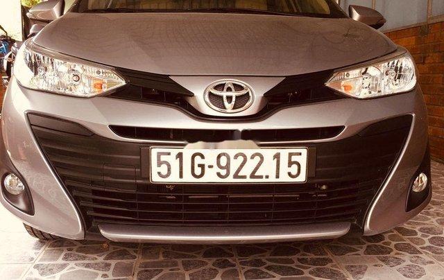 Bán xe Toyota Vios năm sản xuất 2020, màu bạc còn mới giá cạnh tranh2