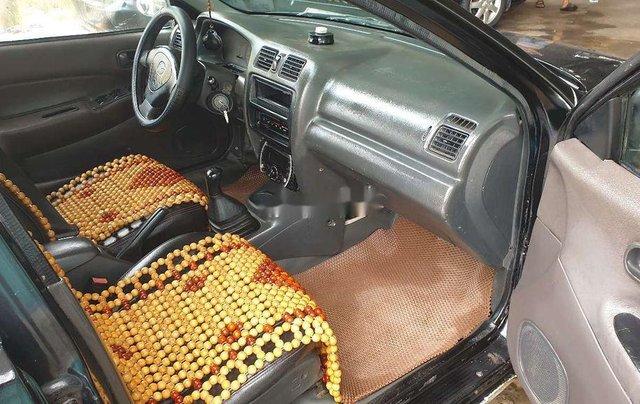 Bán Mazda 323 đời 2000, màu đen7