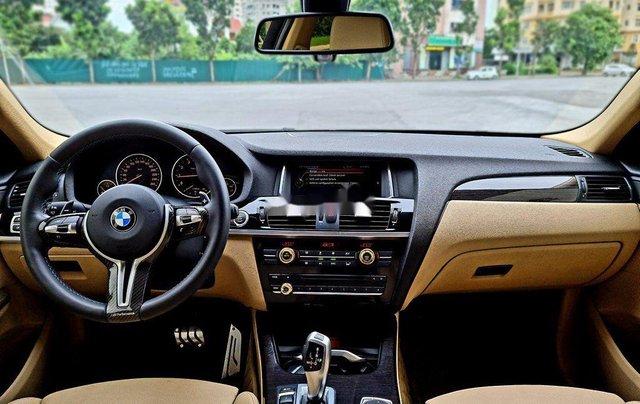 Bán BMW X4 đời 2016, màu đen, nhập khẩu, siêu lướt biển HN đẹp8