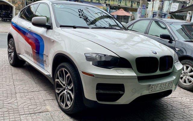 Bán xe BMW X6 sản xuất năm 2008, màu trắng, nhập khẩu, giá 660tr0