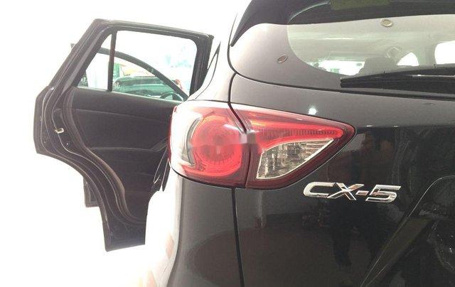 Bán lại xe Mazda CX 5 đời 2015, màu đen. BSTP8