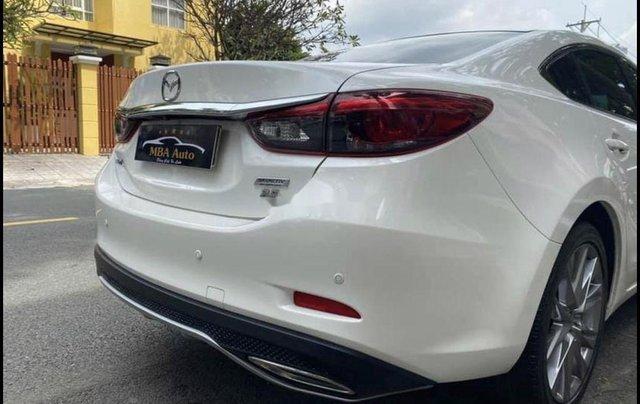 Bán Mazda 6 2019, màu trắng số tự động5