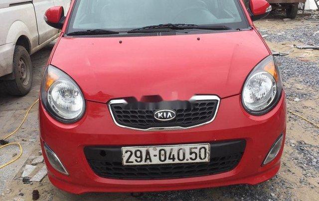 Bán Kia Morning đời 2010, màu đỏ, nhập khẩu nguyên chiếc0