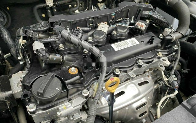 Bán Toyota Vios 1.5E CVT đời 2019, màu đen số tự động, giá 495tr10