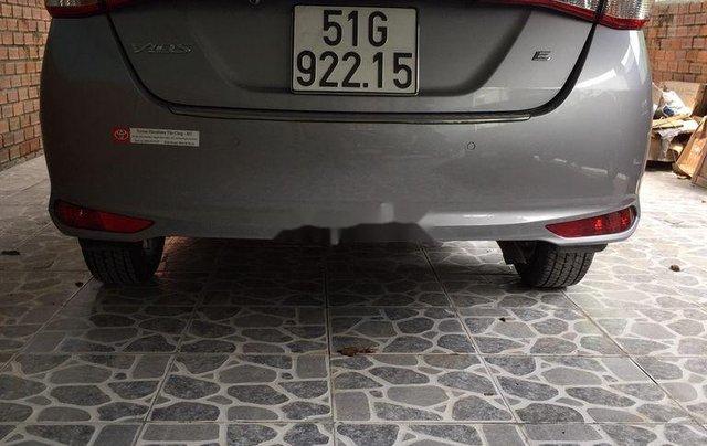 Bán xe Toyota Vios năm sản xuất 2020, màu bạc còn mới giá cạnh tranh1