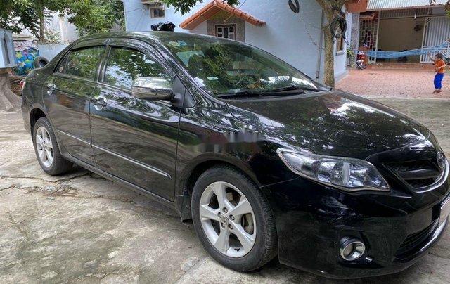 Bán Toyota Corolla Altis đời 2011, màu đen3
