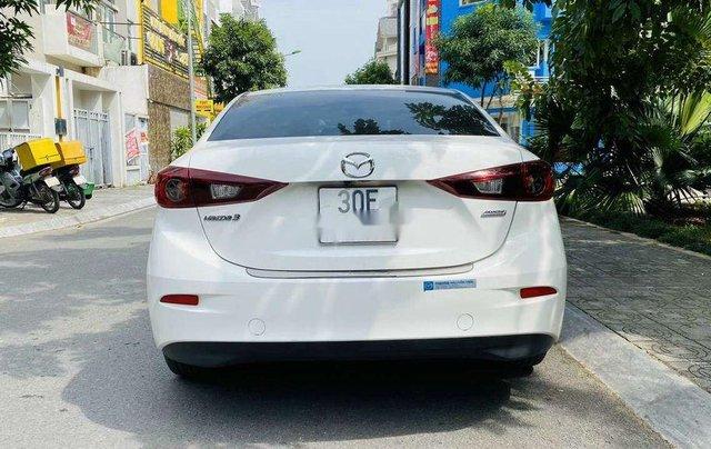 Bán Mazda 3 sản xuất 2016, màu trắng 4
