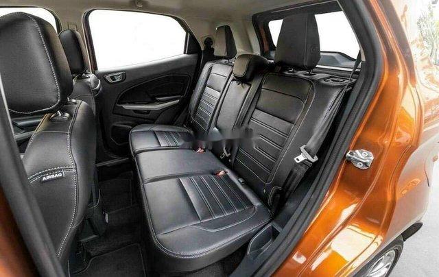 Bán ô tô Ford EcoSport đời 2021, màu cam, mới hoàn toàn3