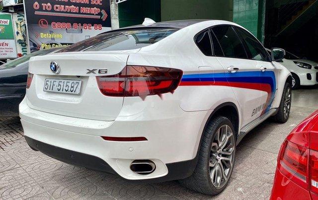 Bán xe BMW X6 sản xuất năm 2008, màu trắng, nhập khẩu, giá 660tr2