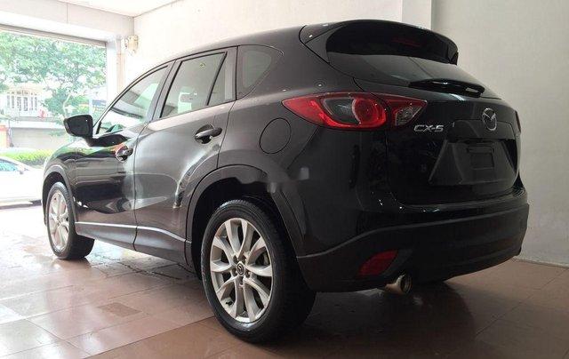 Bán lại xe Mazda CX 5 đời 2015, màu đen. BSTP2