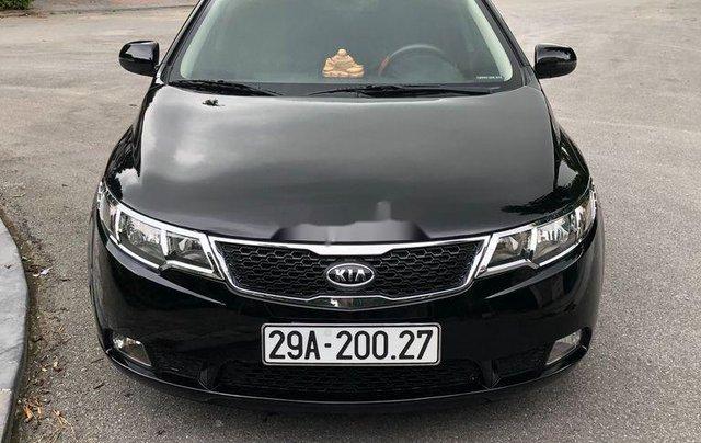 Chính chủ bán Kia Cerato đời 2011, màu đen, nhập khẩu3