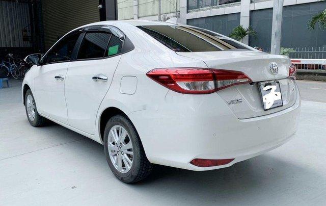 Bán xe Toyota Vios G đời 2020, màu trắng, 540tr1