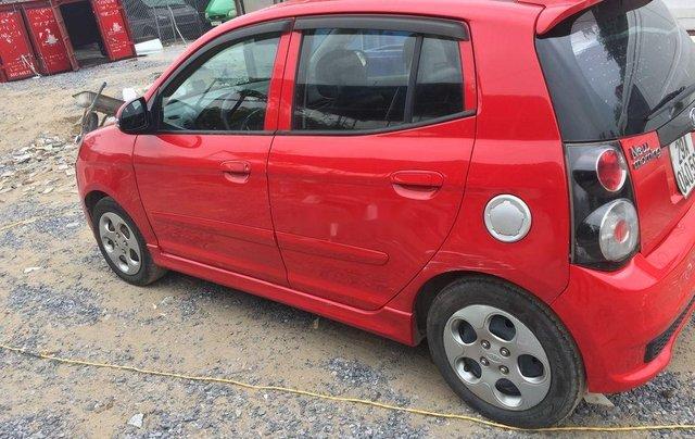 Bán Kia Morning đời 2010, màu đỏ, nhập khẩu nguyên chiếc2