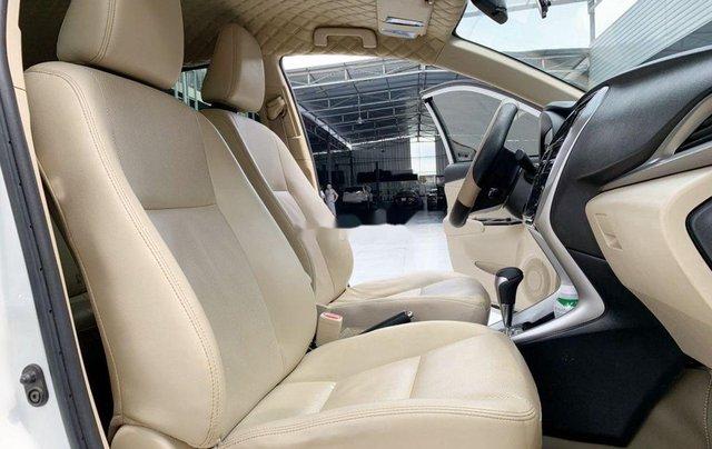 Bán xe Toyota Vios G đời 2020, màu trắng, 540tr4