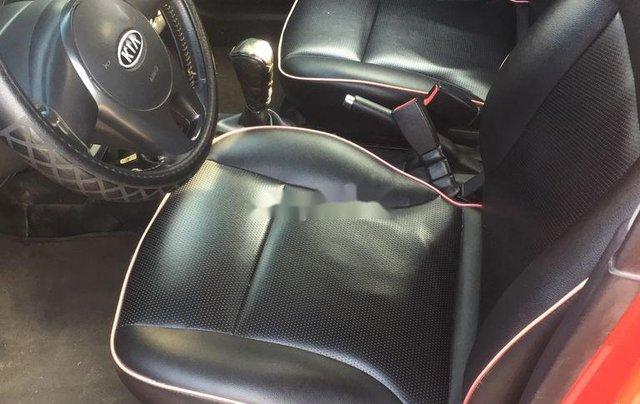Bán Kia Morning đời 2010, màu đỏ, nhập khẩu nguyên chiếc6