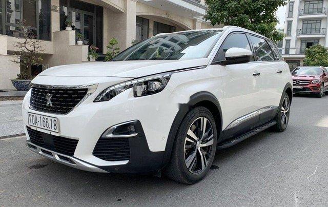Bán Peugeot 5008 đời 2018, màu trắng0