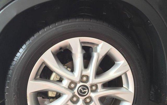 Bán lại xe Mazda CX 5 đời 2015, màu đen. BSTP4