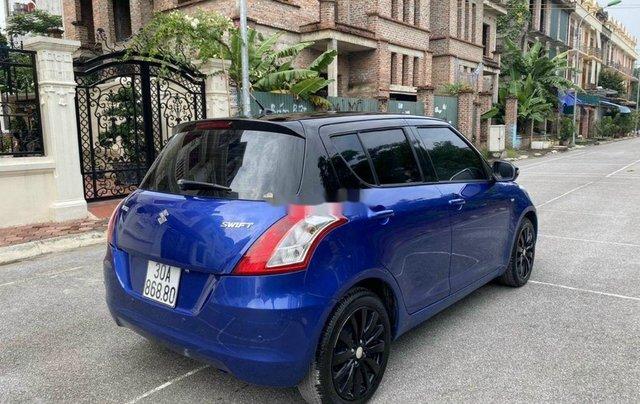 Bán Suzuki Swift sản xuất 2014, màu xanh lam chính chủ3