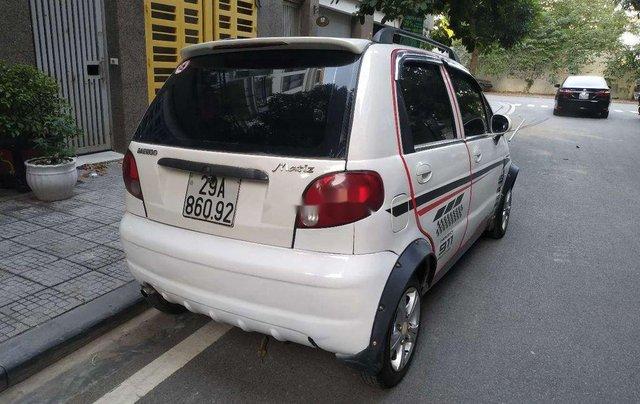 Bán ô tô Daewoo Matiz SE sản xuất 2008, màu trắng, xe nhập2