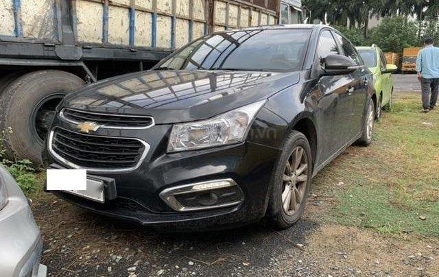 Chevrolet Cruze LT 2018 biển 17A, màu đen0