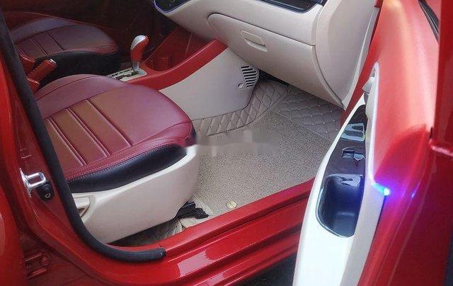 Cần bán Kia Morning đời 2015, màu đỏ, nhập khẩu nguyên chiếc2