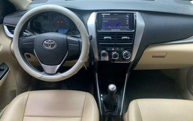 Cần bán Toyota Vios năm 2018 còn mới, 415tr4