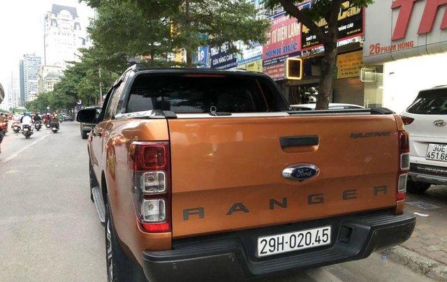 Bán Ford Ranger năm sản xuất 2016, xe nhập còn mới4
