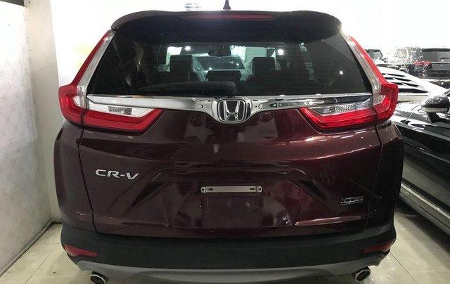 Bán Honda CR V 1.5L năm 2019, màu đỏ3