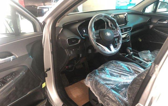 Bán Hyundai Santa Fe sản xuất 2019, màu bạc5