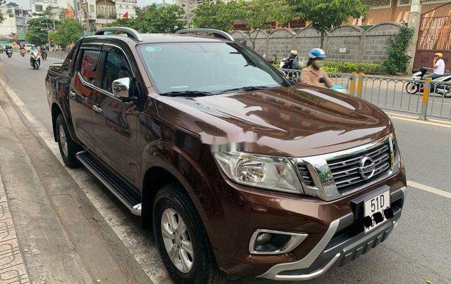 Cần bán xe Nissan Navara đời 2018, màu nâu, xe nhập chính chủ0