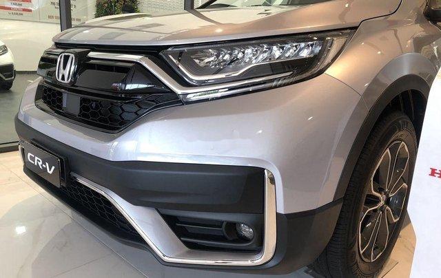 Bán ô tô Honda CR V năm sản xuất 2021, màu xám1