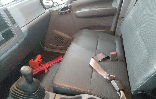 Xe Isuzu 5.7T thùng bạt 6.2m, KM tiền mặt 16.4tr, máy lạnh, 12 phiếu bảo dưỡng, radio MP34