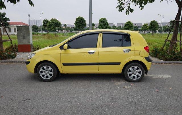 Bán Hyundai Getz sản xuất 2010, biển HN, 1 chủ từ đầu2