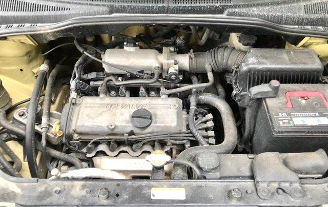 Bán Hyundai Getz sản xuất 2010, biển HN, 1 chủ từ đầu8